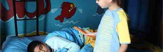 The importance of sleep for ADHD