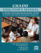 CHADD Educators Manual